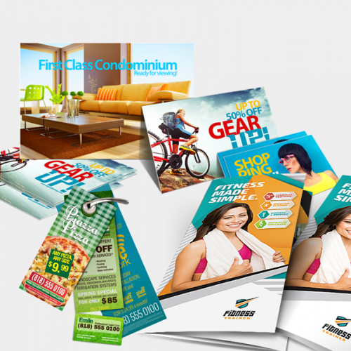 Mail Advertising Products