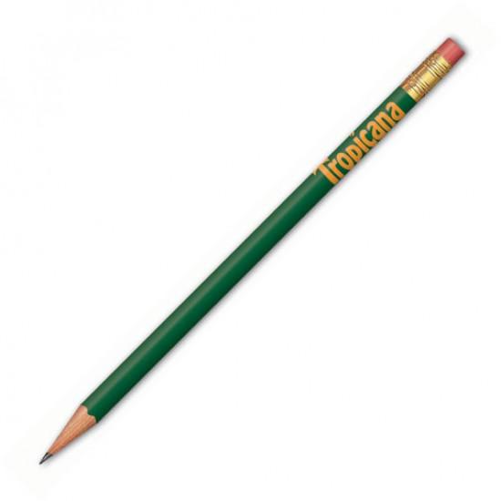 Impression de Crayon Rond