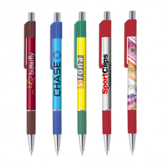 Toronto Grip Pen printing