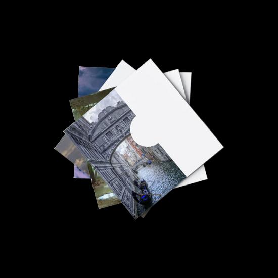 2.5x2.5 Postcards printing