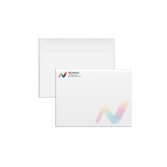 Impression de Enveloppes 5.25x7.25