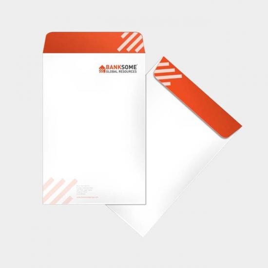 Impression de Enveloppes 9x12