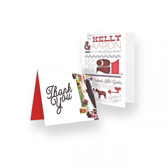 10x7 Greeting Cards printing